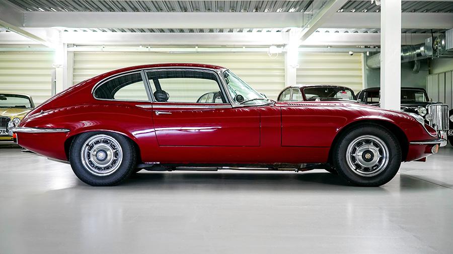 investir voiture de collection, investissement voiture vintage